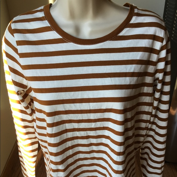 2bad2907 Madewell Tops | Northside Long Sleeve Vintage Tee Nwt | Poshmark